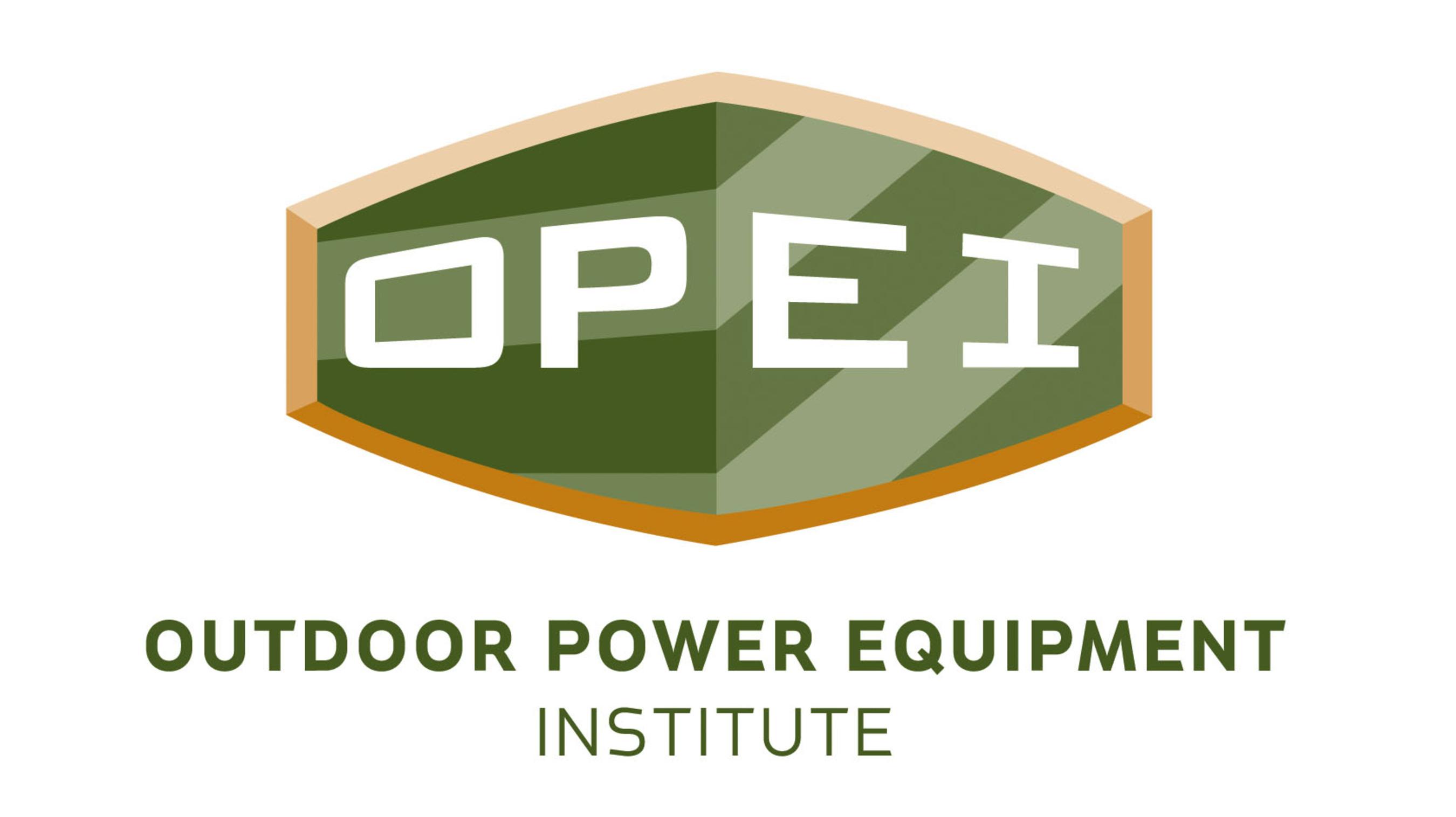 Outdoor Power Equipment Institute (OPEI) logo
