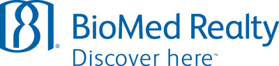 BioMed Realty Trust Logo. (PRNewsFoto/BioMed Realty Trust)