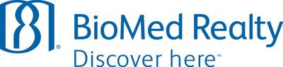 BioMed Realty Trust Logo. (PRNewsFoto/BioMed Realty Trust)
