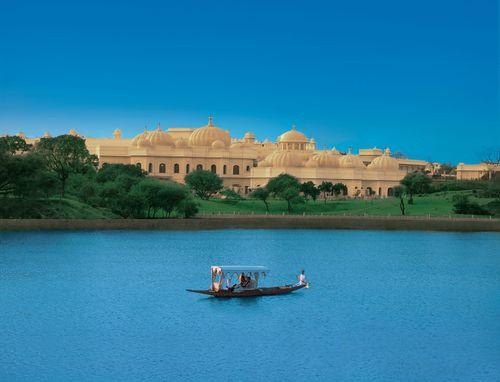 The Oberoi Udaivilas, Udaipur (PRNewsFoto/Oberoi Hotels _ Resorts)