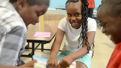 Community outreach programs like Provident, Inc.'s after school program are funded through contributions from Ameren's United Way campaign.