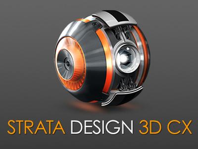 Strata Design 3D CX.  (PRNewsFoto/Strata)