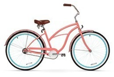 Sixthreezero Bicycle Company's Beach Cruisers Have Brought the Style Developed in the 1950's Into Modern Times