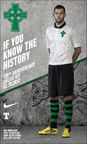 Tennent's Joins With Celtic Football Club to Launch 125th Anniversary Kit