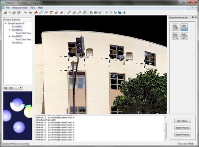 VirtuSurv with Windows link SendToClipboard