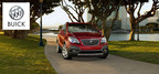 The 2014 Buick Encore has many of the benefits of a crossover SUV but does not bring the bulk to the game that may scare off some customers.  (PRNewsFoto/Cavender Buick GMC North)