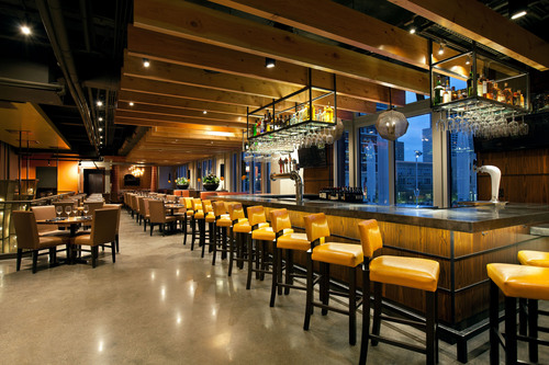 Award-Winning Del Frisco's Grille Now Open in Forth Worth. (PRNewsFoto/Del Frisco's Restaurant Group) ...