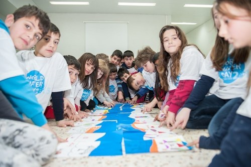 On World Water Day, Nestlé Waters Expands its TOGETHER 4 WATER Events with Project WET and