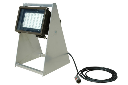 Larson Electronics Introduces Class 1 Division 2 Approved LED Pedestal Light