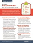5 Questions to ask about your prescription medicine coverage