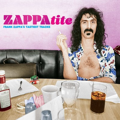 Set for worldwide release on September 23 by UMe and Zappa Records, 'ZAPPAtite' collects some of Frank Zappa's tastiest tracks, offering a veritable smorgasbord of musicality for the curious and a buffet of favorites for the fans.
