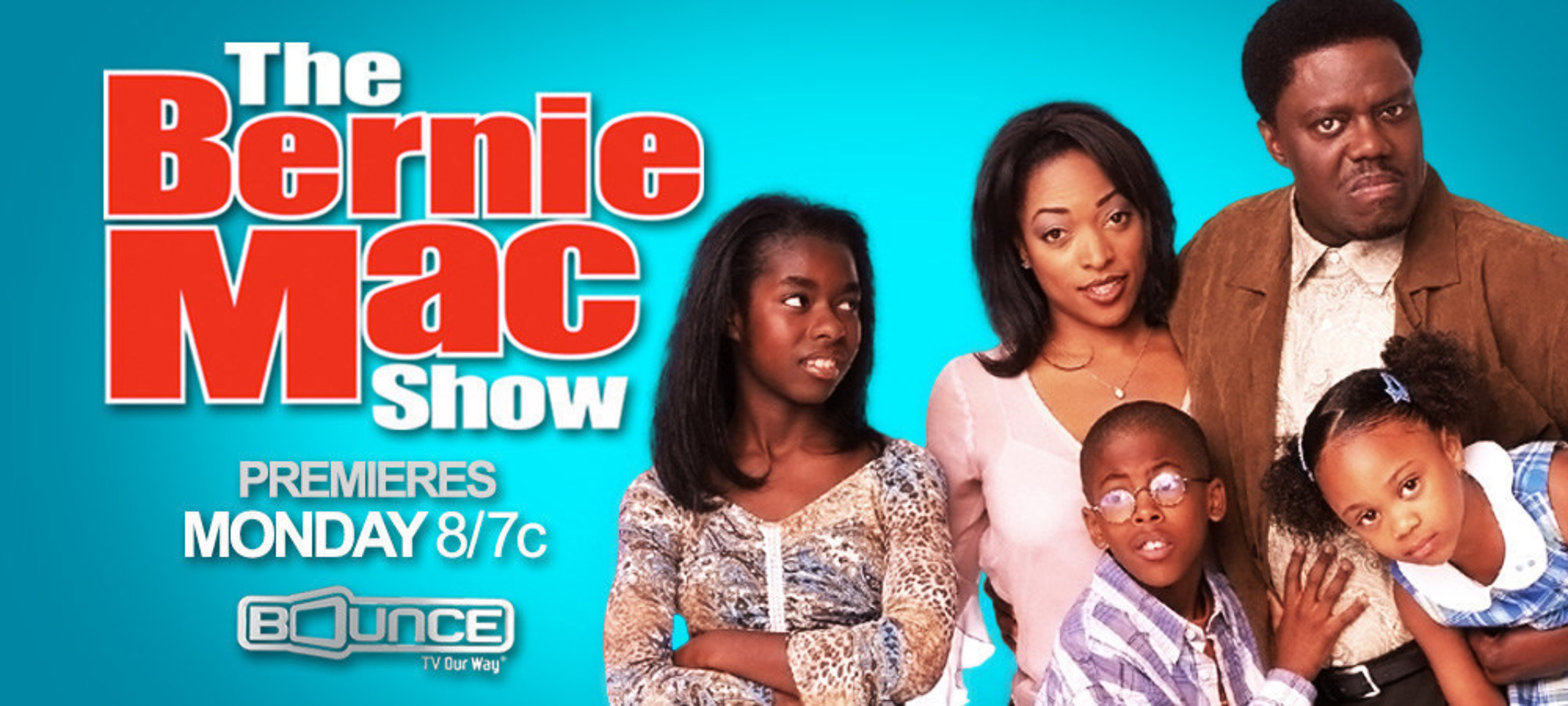 Bounce TV Acquires Rights to The Bernie Mac Show, To Air Series Weeknights 8:00-9:00 pm (ET) Starting June 1
