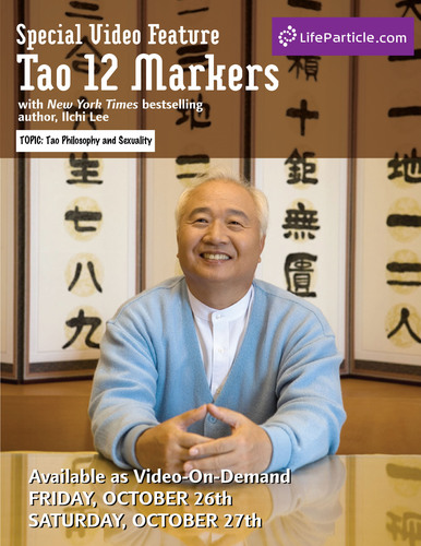 Spiritual Lecture on Tao and Sex with meditation guru Ilchi Lee to air on LifeParticle.com