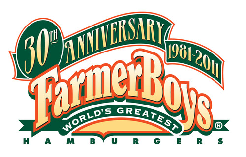 Farmer Boys Celebrates 30 Years With Giant 30 lb. Cheeseburger and Festivities at Select Locations