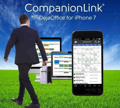 CompanionLink Sync for Outlook to iPhone and Android