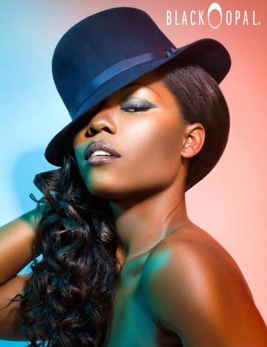 Joi Weeks.  (PRNewsFoto/Black Opal Cosmetics)