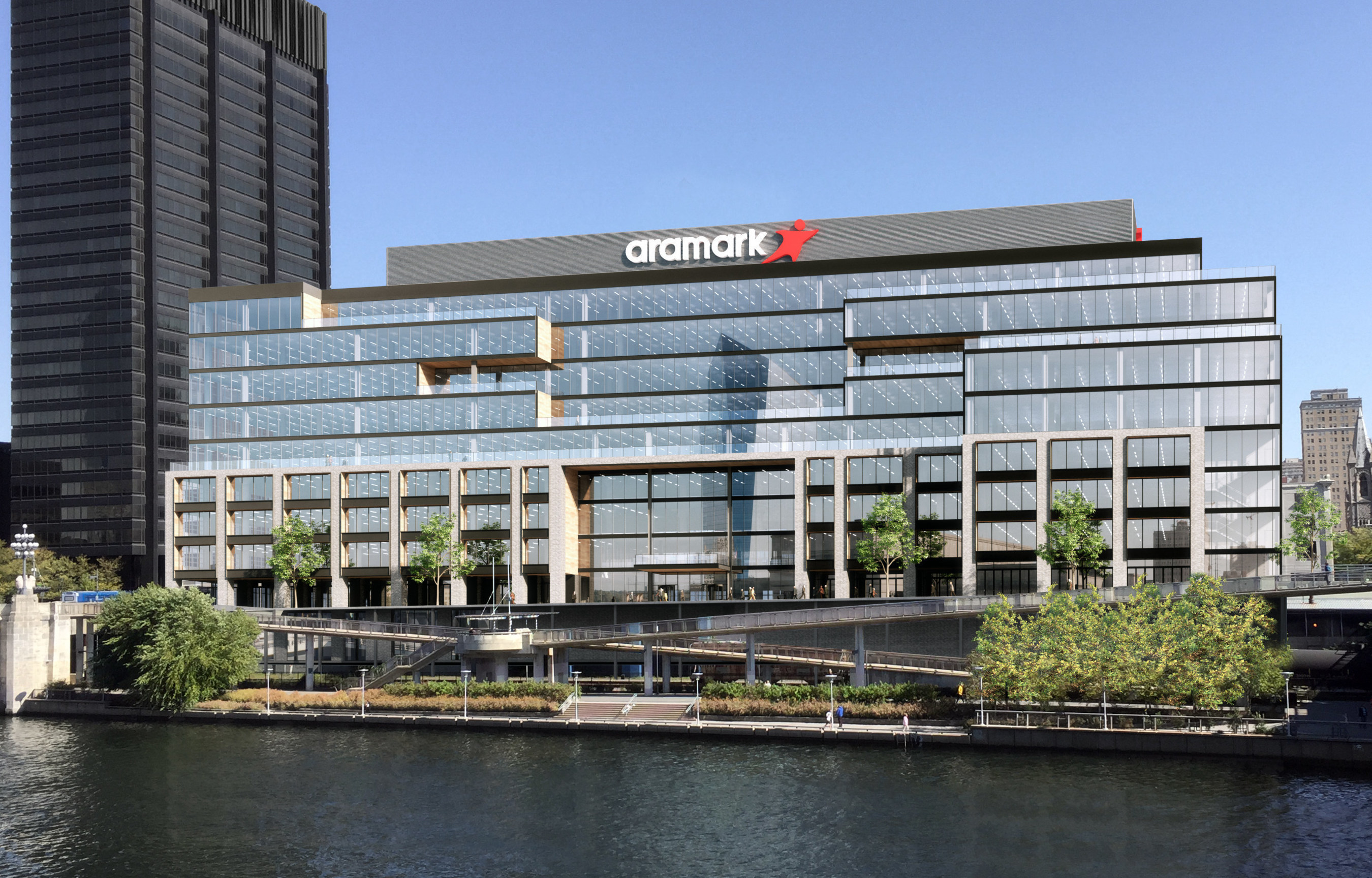 Aramark Announces Site of New Global Headquarters in