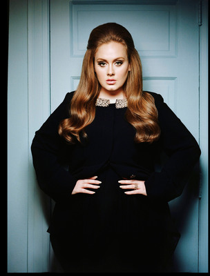 One Year After Release, Adele's '21' has its Biggest Sales Week with Over 730,000 Copies Sold.  (PRNewsFoto/Columbia Records)