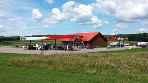 Oxford Travel Plaza CITGO Location.  (PRNewsFoto/CITGO Petroleum Corporation)