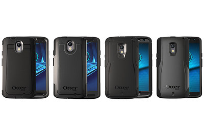 OtterBox extends Certified Drop+ Protection to Droid Turbo 2, Droid Maxx 2 with both Defender Series and Commuter Series.