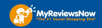 MyReviewsNow, The #1 Social Shopping Site.  (PRNewsFoto/MyReviewsNow.net)