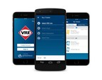 Virginia Railway Express Mobile app, available for free from the Apple and Android app stores, allows riders to buy and use fares anywhere, anytime right from their smartphone. The app supports all fares, SmartBenefits transit benefits, reduced fares, and Amtrak Step Up tickets.