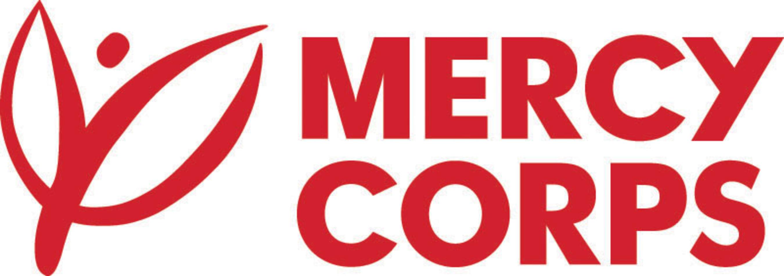 Mercy Corps logo.