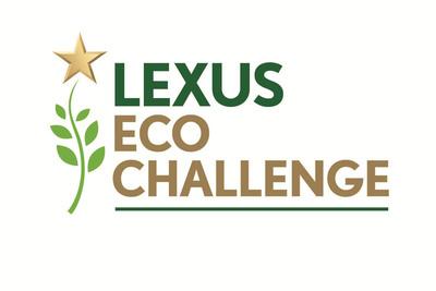 Lexus Eco Challenge logo.  (PRNewsFoto/Lexus)