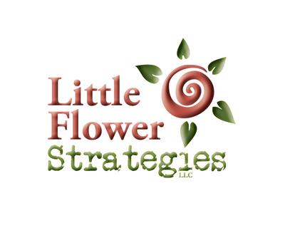 Little Flower Strategies official logo. (PRNewsFoto/Little Flower Strategies) (PRNewsFoto/LITTLE FLOWER STRATEGIES)