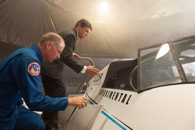 XCOR Aerospace And Midland Development Corporation Announce Establishment Of XCOR's New Commercial Spaceflight R&D Center Headquarters