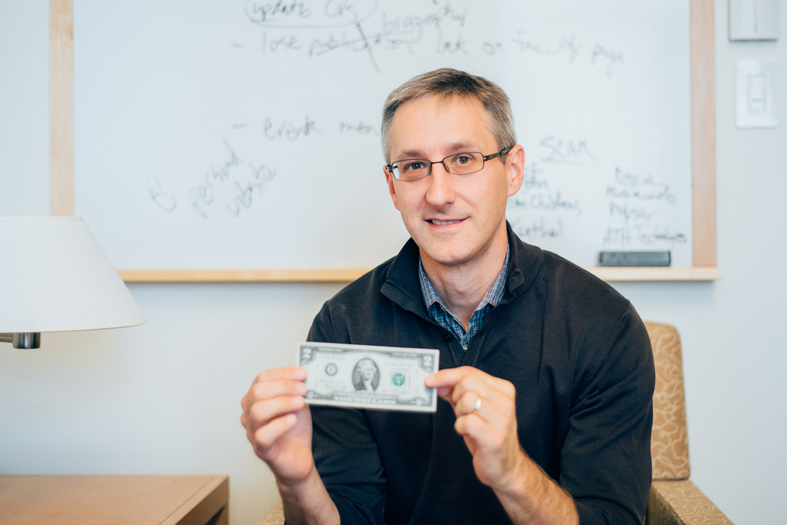 Accounting class lesson on $2 bill leads to silver screen