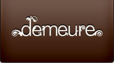 Demeure Logo (PRNewsFoto/Demeure)