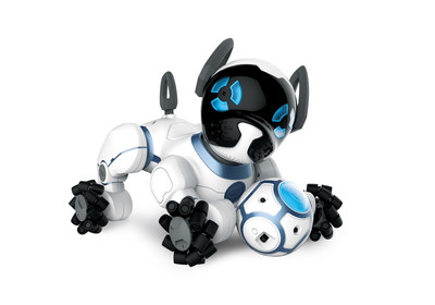 CHiP(TM), the advanced AI robotic dog coming in 2016 by WowWee.