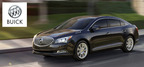 The 2014 Buick LaCrosse has gone through some technological growing for the current model-year. A mild hybrid engine and advanced safety gear.  (PRNewsFoto/Cavender Buick GMC North)