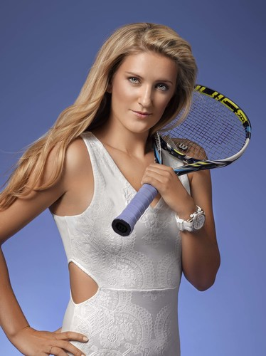 Citizen Launches New Limited Edition Victoria Azarenka Ecosphere Watch for Fall 2014 (PRNewsFoto/Citizen Watch ...