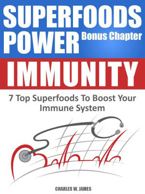 NutritionGang.com is Giving Away Bonus Chapter from a Book about Immune System-Boosting Super Foods.  (PRNewsFoto/NutritionGang.com)