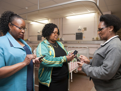 3G Wireless Technology Provides Clinical Information to Public Health Care Workers Through Mobile Health Information System Project