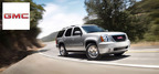 With seating for up to nine passnegers, the last production generation of the 2014 GMC Yukon is more than ready to impress customers at Cavender Buick GMC North. (PRNewsFoto/Cavender Buick GMC North)