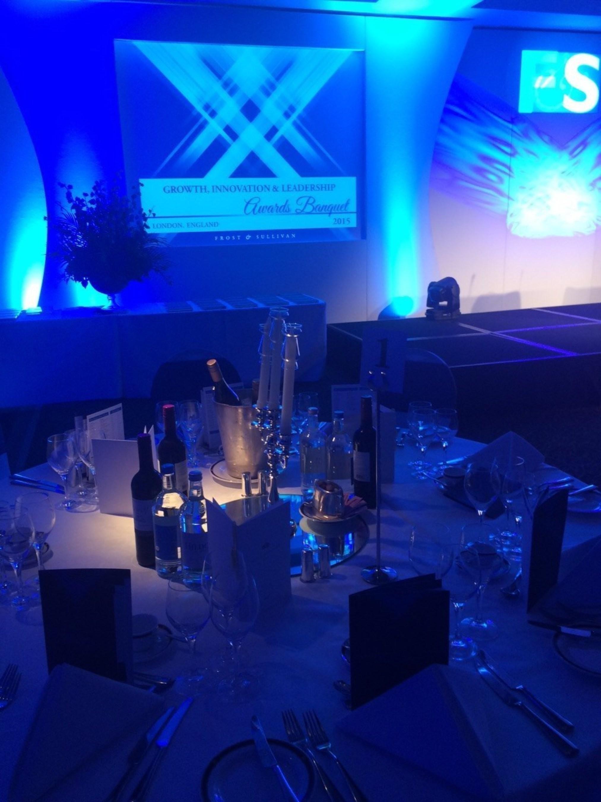 Industry Trailblazers Honoured at Frost & Sullivan's Best Practices Awards Banquet