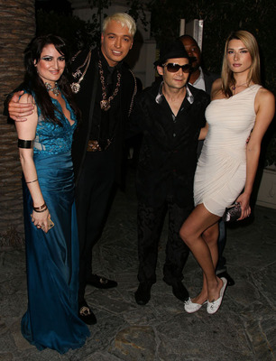 KUBA Ka, Vikki Lizzi & Corey Feldman
