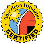 Foster Farms the first major chicken producer to be American Humane Certifed(TM).  (PRNewsFoto/Foster Farms)