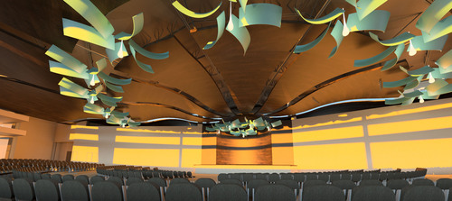 Infusion Ceiling System : Winners announced in armstrong i r design competition