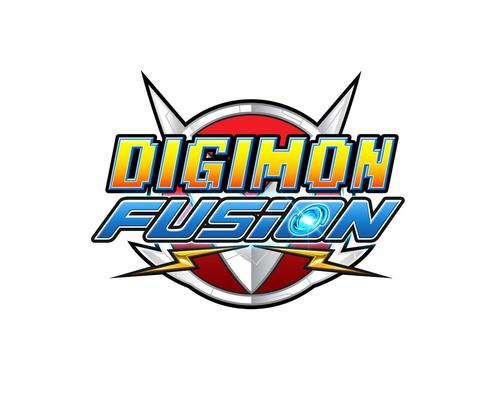 Digimon Fusion logo.  (PRNewsFoto/Saban Brands)