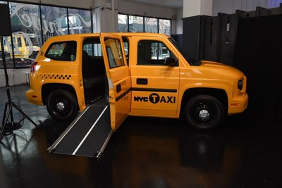 "To mark the launch of the ""MV-1 Empire Taxi"", Mobility Ventures is offering a driver incentive bonus match to existing NYC Taxi and Limousine Commission (TLC) drivers, along with special MV-1 discount pricing. This will make the versatile ""MV-1 Empire Taxi"" notably less expensive to purchase and drive than a wheelchair converted NV200, (also called the ""Taxi of Tomorrow.""), and support the TLC's goal of increasing the number of wheelchair accessible vehicles available to hail. Under this innovative program, an ""MV-1 Empire Taxi"" will be approximately $10,000 less to purchase than a converted ""Taxi of Tomorrow""."