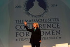 Hillary Rodham Clinton Delivers Keynote at 2014 Massachusetts Conference for Women