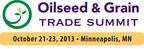 New track session with focus on key origin & destination markets and regulatory trends added to the 8th annual Oilseed & Grain Trade Summit