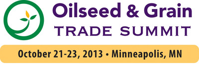 The Soy & Grain Trade Summit has been renamed the Oilseed & Grain Trade Summit.  The eighth annual Summit will take place in Minneapolis, Minn., October 21-23, 2013 at the Hyatt Regency.  Visit www.oilseedandgraintrade.com for more details.  (PRNewsFoto/HighQuest Partners)