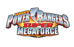 Power Rangers Super Megaforce Logo.  (PRNewsFoto/Saban Brands)