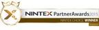 Nintex Award 2015 logo