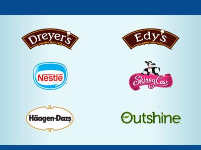 Nestle Ice Cream Logos